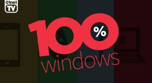 100% Windows