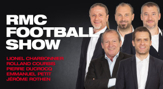 RMC Football Show- 20H00 - 22H00