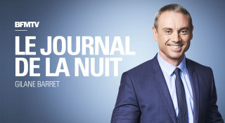 Le Journal de la Nuit Week-End- 02H00 - 04H00