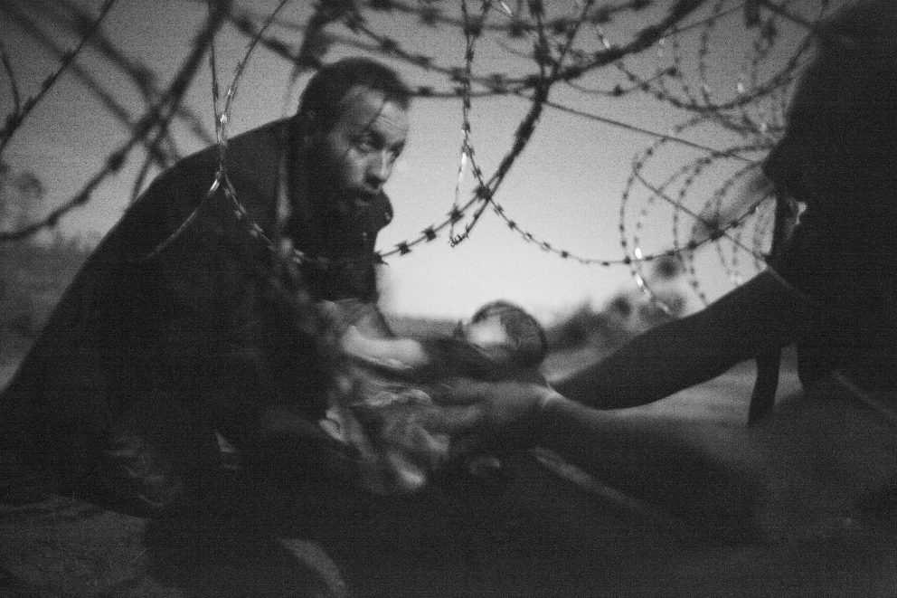 Les  meilleures photos de 2015 (selon le World Press Photo)