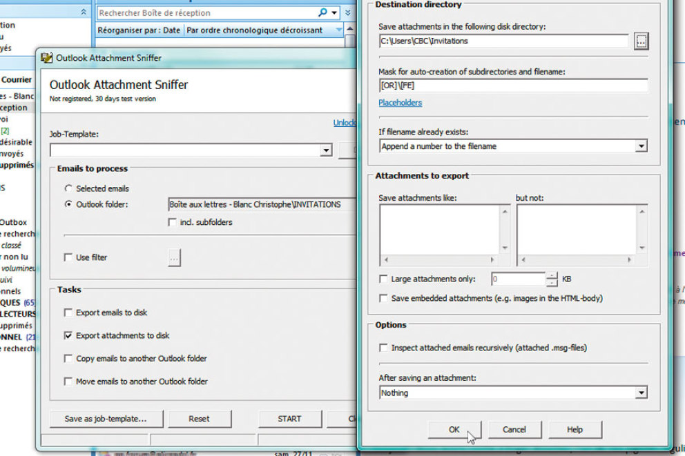 applications pour outlook