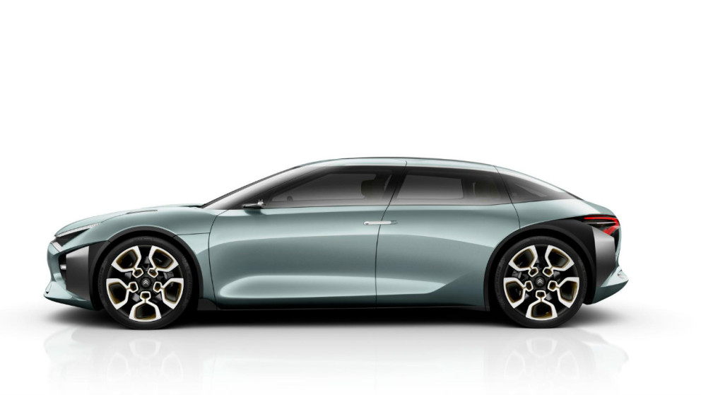 Flash-back sur les concepts Citroën grand luxe