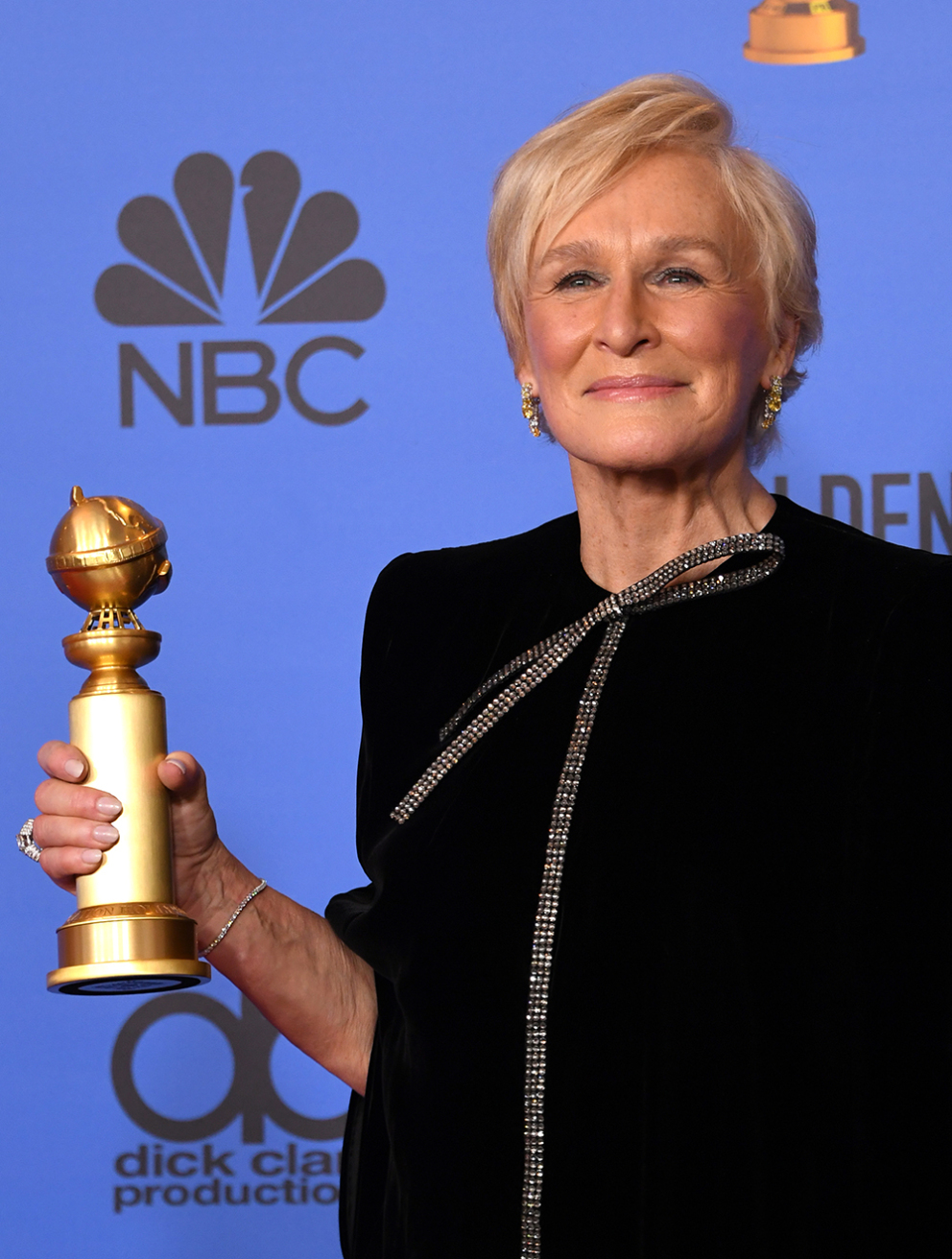 Lady Gaga, Rami Malek, Glenn Close... les grands gagnants des Golden Globes 2019