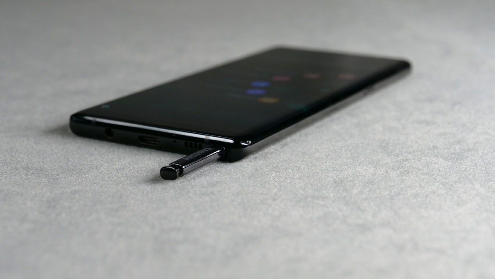 Le Samsung Galaxy Note 8 en dix photos