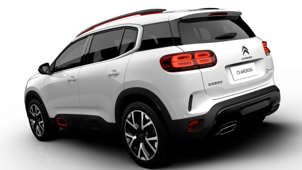 C5 Aircross, le SUV Citroën cousin du best-seller 3008