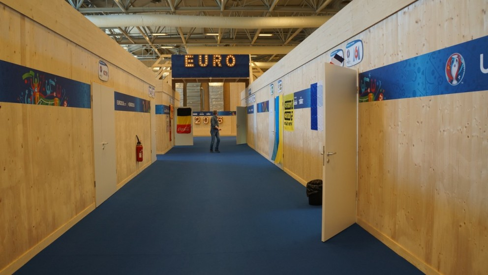Dans les coulisses de l'Euro 2016 : l'International Broadcasting Center