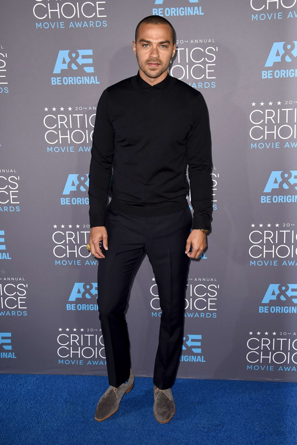 Ellen Pompeo, Patrick Dempsey, Jesse Williams : les acteurs de Grey's Anatomy sur le tapis rouge