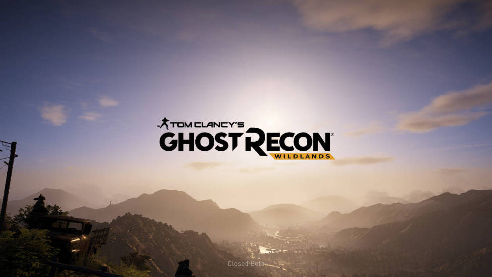 Tom Clancy's Ghost Recon Wildlands : from Bolivia with love