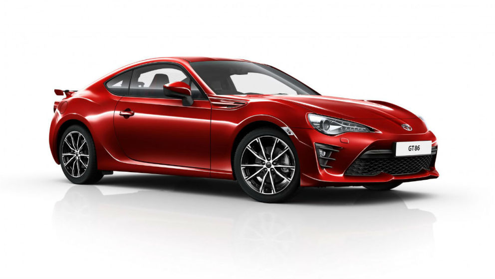 la nouvelle toyota gt86 d barque en europe. Black Bedroom Furniture Sets. Home Design Ideas