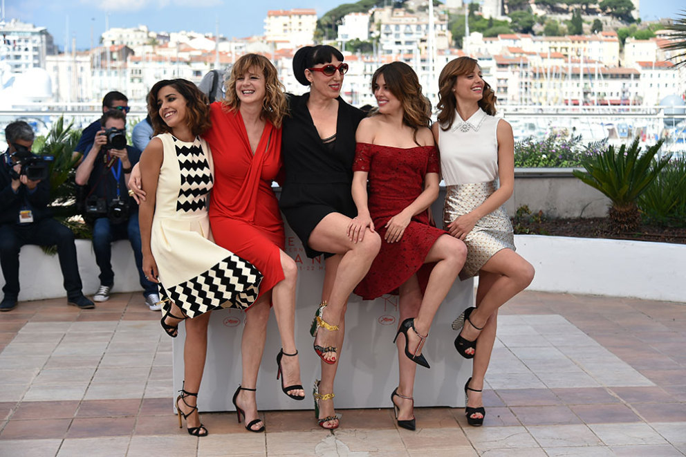 Journal de Cannes en images