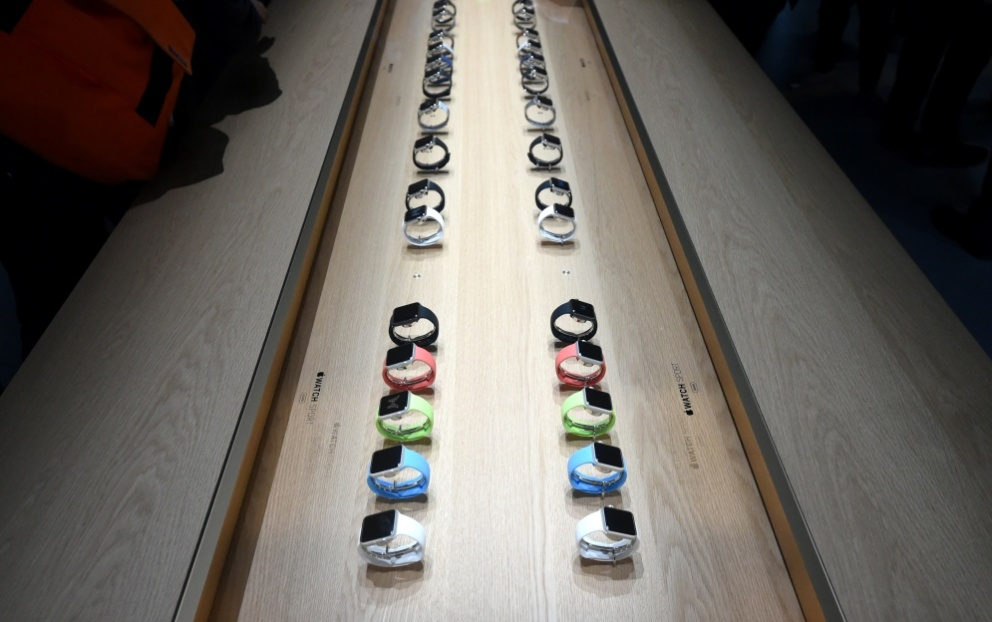 L'Apple Watch se montre enfin