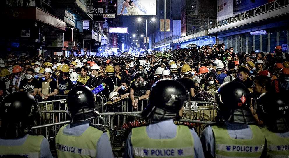 #UmbrellaRevolution: Hong Kong en ébullition