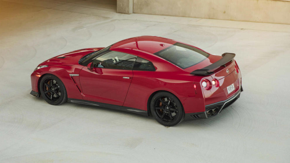 Nissan GT-R Track Edition, exclusivement américaine