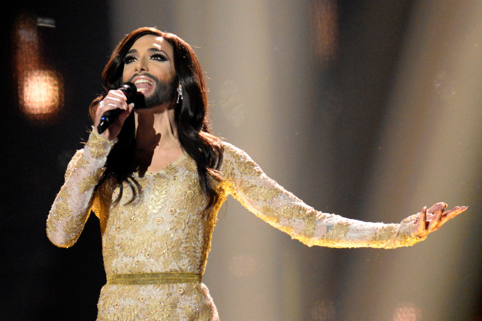 Conchita face à son destin