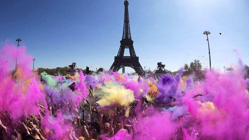 Color Run: Paris explose de couleurs