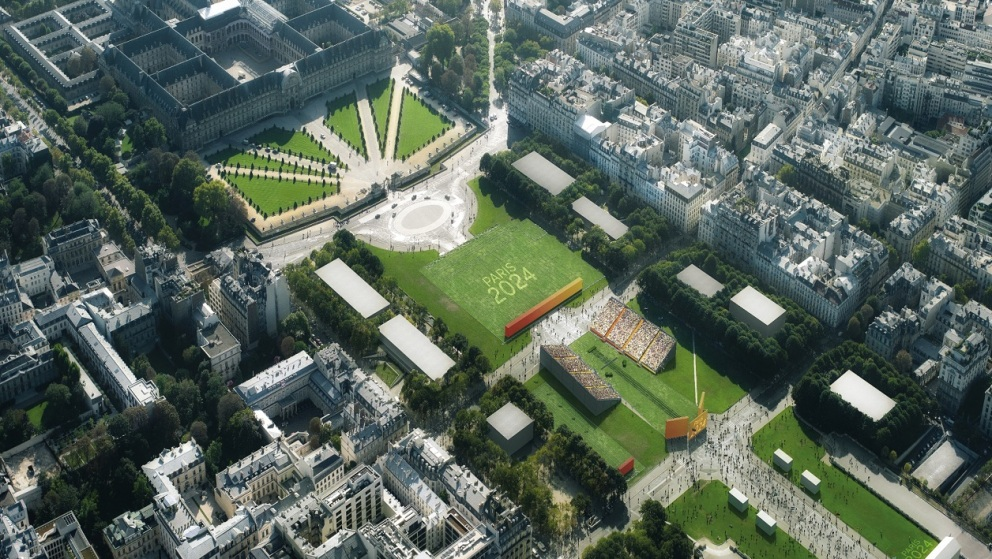 JO 2024 : Paris en mode olympique