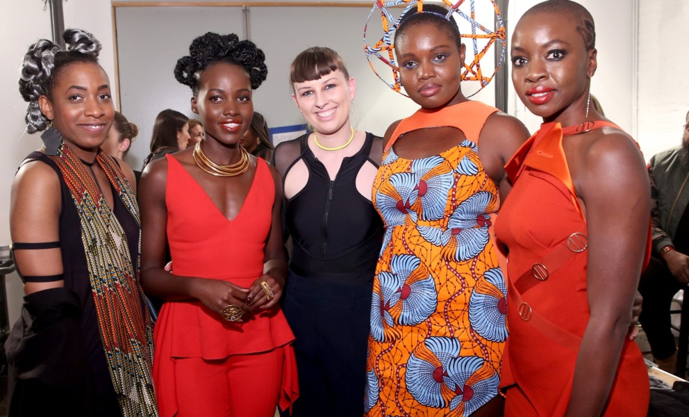 """Black Panther"" s'invite à la Fashion Week de New York"