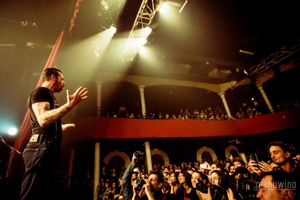 Attentats de Paris: Les photos du concert des Eagles of Death Metal au Bataclan avant le drame