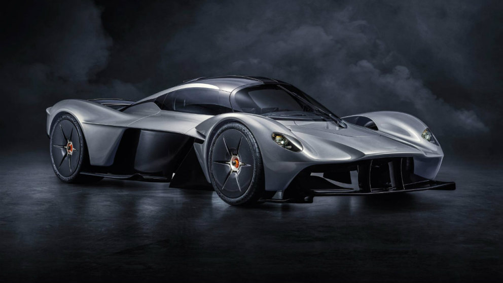 comment aston martin d veloppe la valkyrie son hypercar de 1000 chevaux. Black Bedroom Furniture Sets. Home Design Ideas